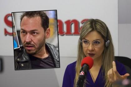Vicky Dávila y Daniel Mendoza