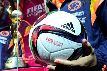 Balón del Mundial Femenino