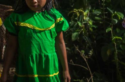 Relato de hermana de niña indígena violada por militares