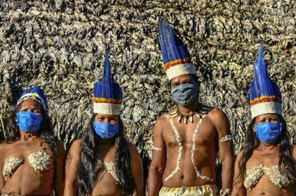 Temor por posible brote de COVID-19 en Amazonas