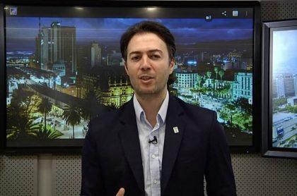 Daniel Quintero habla de gasto en publicidad