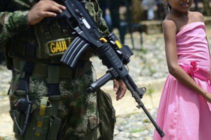 Soldados que violaron niña indígena no pueden ser condenados a cadena perpetua