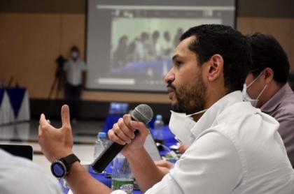 Viceministro del Interior, Daniel Palacios