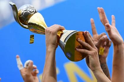 Trofeo del Mundial Femenino de la Fifa