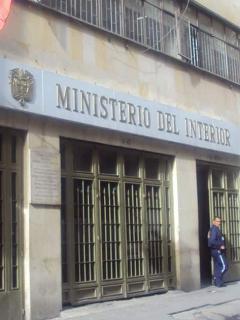Sede del Ministerio del Interior