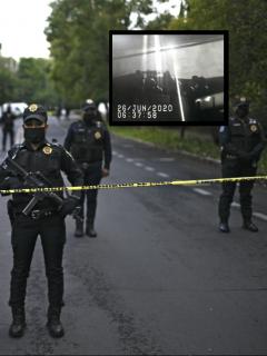 Atentado a jefe de seguridad de Ciudad de México