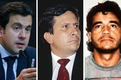 Rodrigo Lara pide extradición de Carlos Lehder
