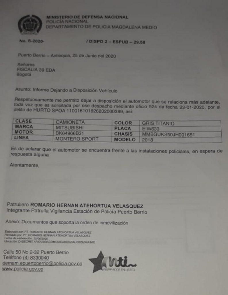 Policía Nacional - Caracol Radio