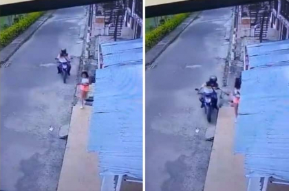 Video de acosador en Popayán