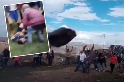 Muere menor por disparos en desalojos en Soacha