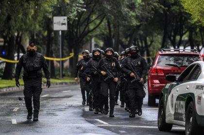 Atentado en México deja a un colombiano detenido.