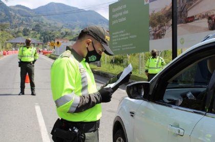 Empezó plan candado y operativo de Policía por puente festivo del 17 de agosto