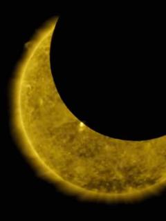 Sol, visto por la Nasa