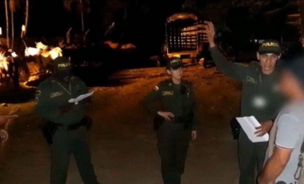 Policía de Cali