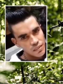 Salvador Jaime Durán, campesino muerto en incidente con el Ejército / Imagen de referencia de uniformados del Ejército