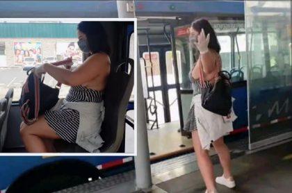 Video grabado en el Mío, en Cali, causa indignación
