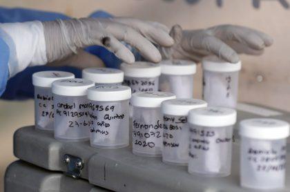 Casos de coronavirus en Colombia junio 30