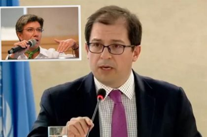 Fiscal Barbosa critica propuesta de cuarentena en Bogotá