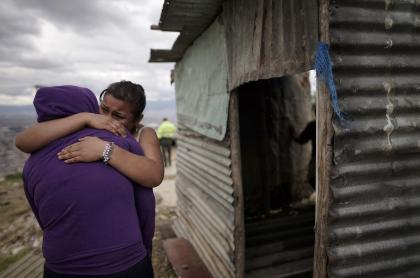 Desalojos en medio de la pandemia de COVID-19 en Bogotá