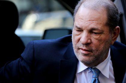 Harvey Weinstein, dondenado a 23 años de cárcel por acosos sexual.
