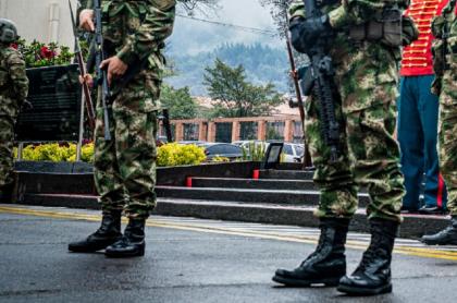 Militares acusados de abusos sexuales a menores