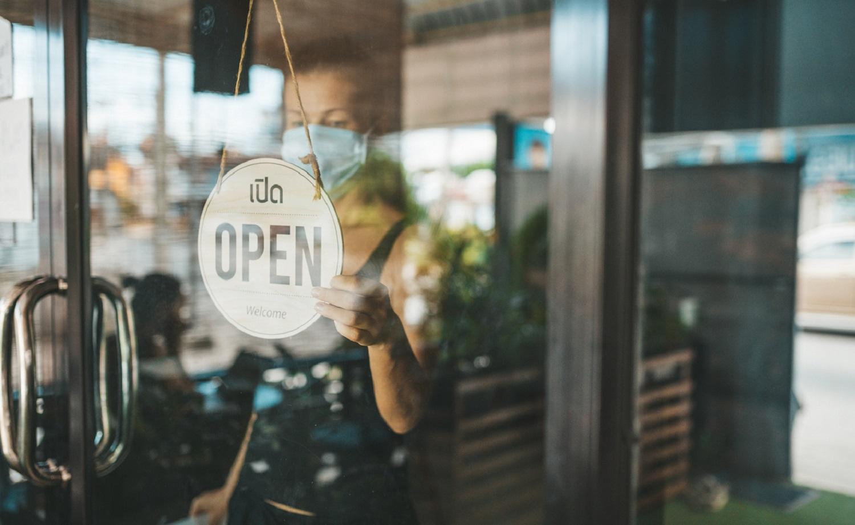 Piloto para abrir restaurantes