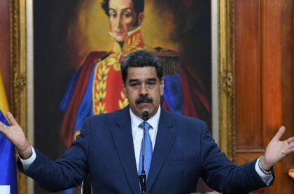 Maduro apelará decisión de juez británico que le impide acceder a reserva en oro.