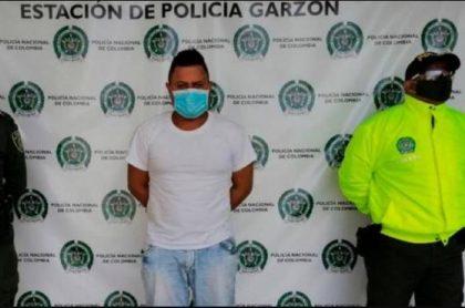 Hombre capturado por violación de niña en Huila
