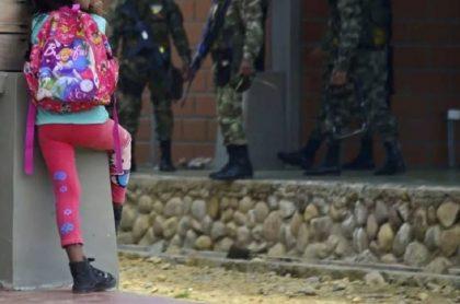 Ejército retira a sargento que denunció violación de niña indígena