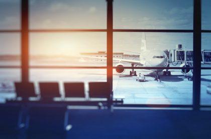 Caso de COVID-19 en aeropuerto de Medellín