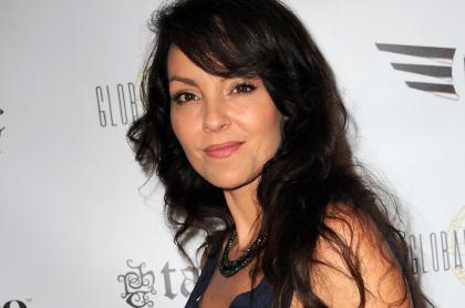 Carolina Gómez, actriz, exreina y presentadora.