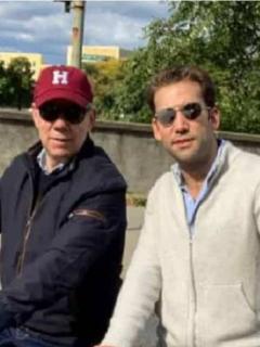 Hijo de Santos denuncia que le 'hackearon' su cuenta de Twitter