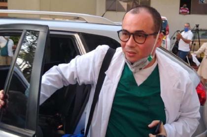 Amenazas a médico en Soledad no fueron por coronavirus