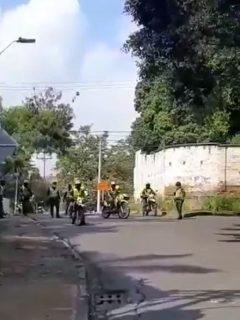 Tensión en Universidad del Valle