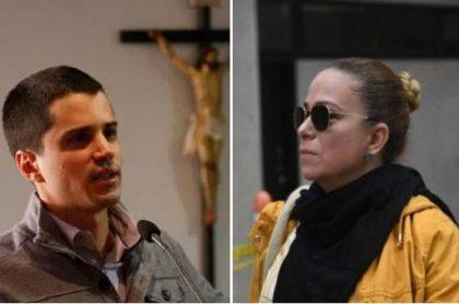 Conversación de Tomás Uribe y Claudia Daza