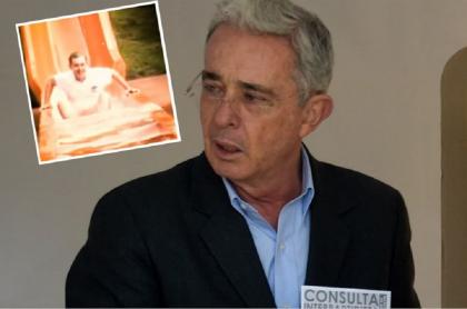 Mensaje por cumpleaños de Uribe