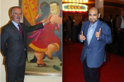 Fernando Botero / Édgar Vivar