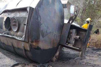 Pagarán sepelio de víctimas de camión accidentado en vía Barranquilla-Ciénaga