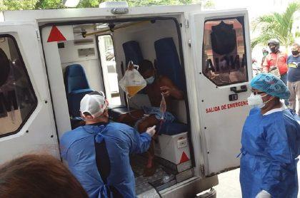 Heridos en explosión de camión de gasolina