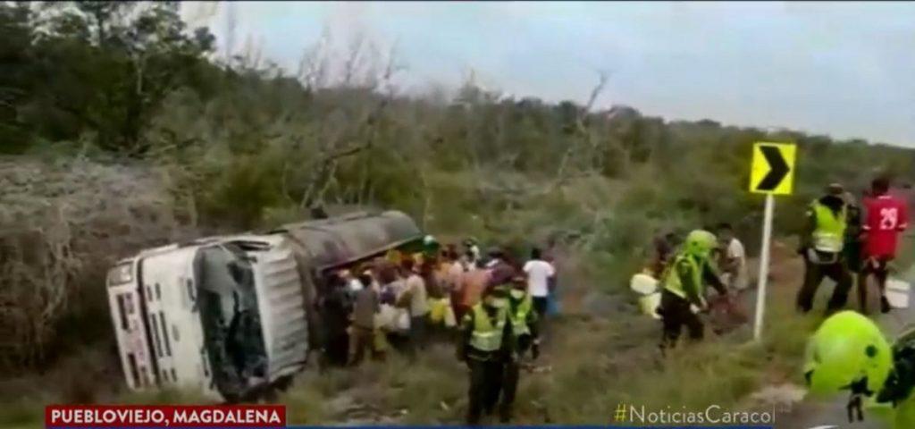 Policía en Tasajera-Noticias Caracol