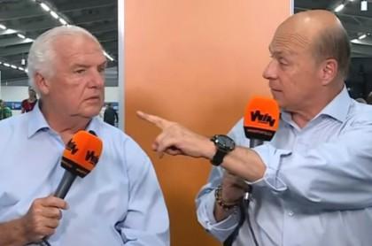Fernando Niembro y Carlos Antonio Vélez