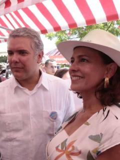 Piden revisar vínculos de exministra Nancy Patricia Gutiérrez con paramilitares