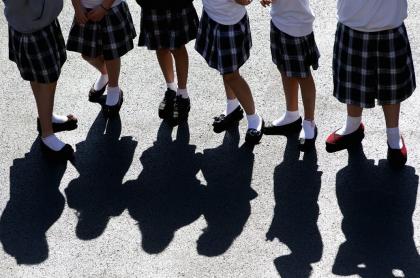 Abuso de profesor a niñas en colegio