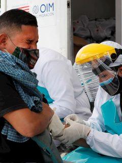 Casos de coronavirus en Colombia julio 7