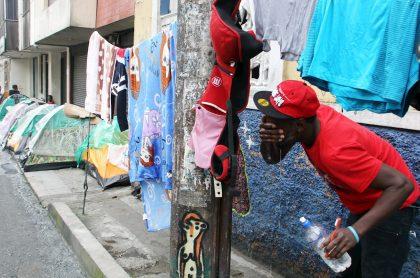 400 haitianos varados en Pasto