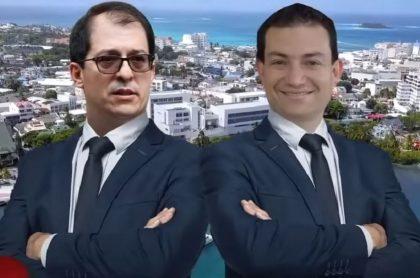 Viaje de fiscal y contralor a San Andrés