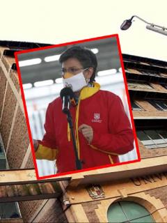 Claudia López pide semestre gratis en la Distrital