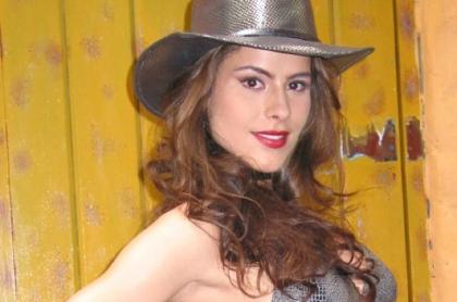 Zharick León, actriz.