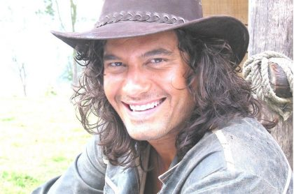 Mario Cimarro, actor.
