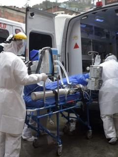 Bogotá ya estaría en el pico de la pandemia